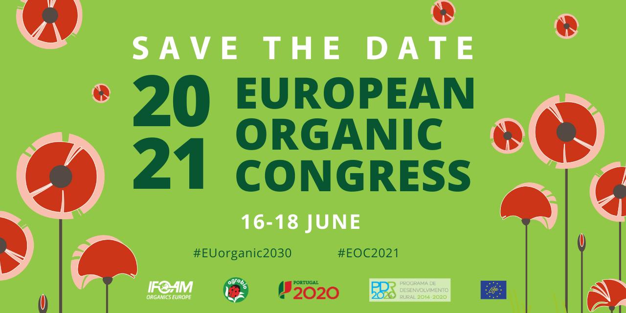 CONGRESSO EUROPEU DE AGRICULTURA BIOLÓGICA 2021