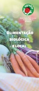 Folheto infantil Alimentação Biológica