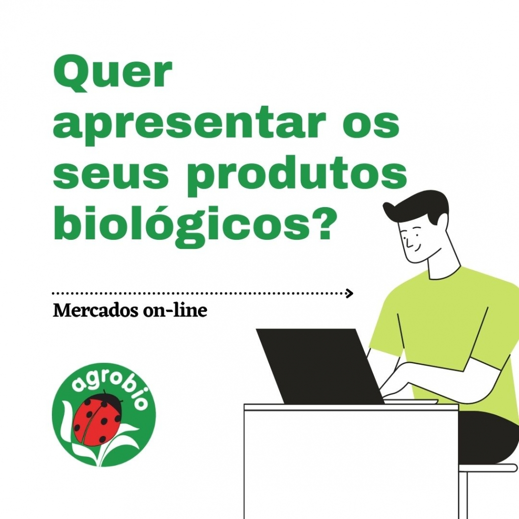 Apresentação dos alimentos produzidos pelo modo de agricultura biológica